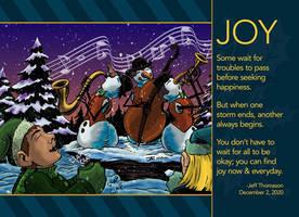 JOY - A 2020 Christmas Card
