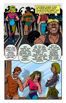 Page 5 of Wandering Koala Issue 1
