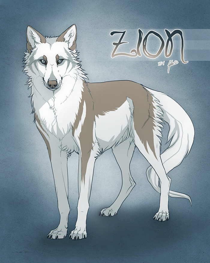 Zion by Lhuin