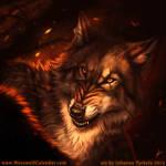 Confrontation - Werewolf Calendar