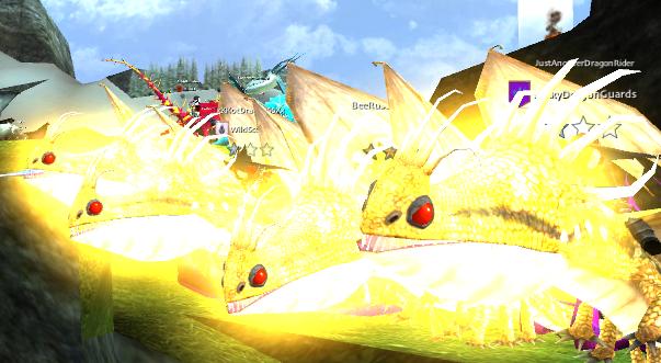 Fireworm Queen Party cx by ImDerpySheyla