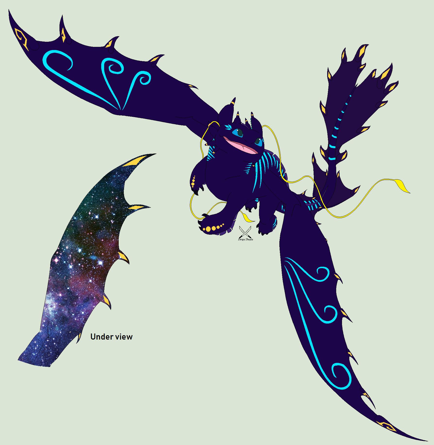 Mirage Fury Customizable Base by ImDerpySheyla