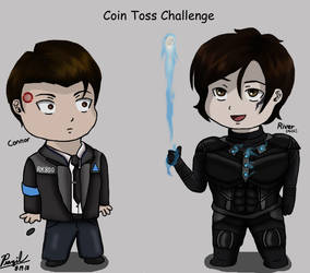 Coin Toss Challenge by Peazil