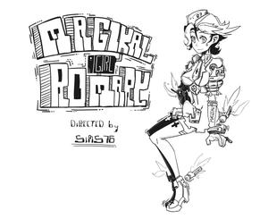 Magical Girl Romary