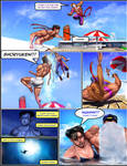 CHUN LI: THE GAUNTLET pg7 by Tree-ink