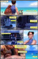 Chun Li: THE GAUNTLET Page 10 by Tree-ink