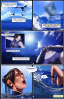 Chun Li the gauntlet page 13