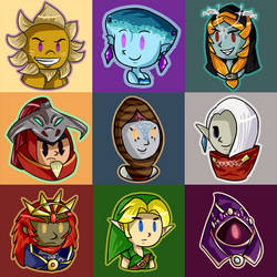 Hyrule Warriors! Part 2 by ellenent