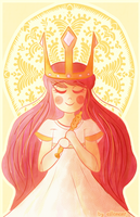 Child of Light - Aurora by ellenent