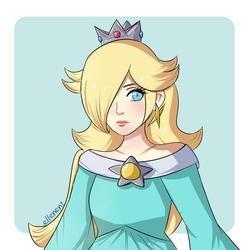 Princess Rosalina - Fire Emblem: Three Houses