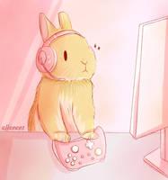 Bunny - Gamer Girl