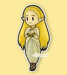Paper Botw Zelda