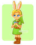Linktober - Day 3 - Young Link