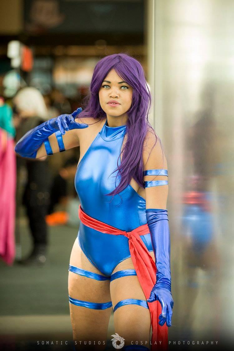 Psylocke - Anime Expo 2016 by xAleux