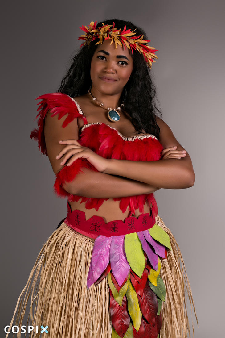Voyager Moana Anime Expo 2017 by xAleux