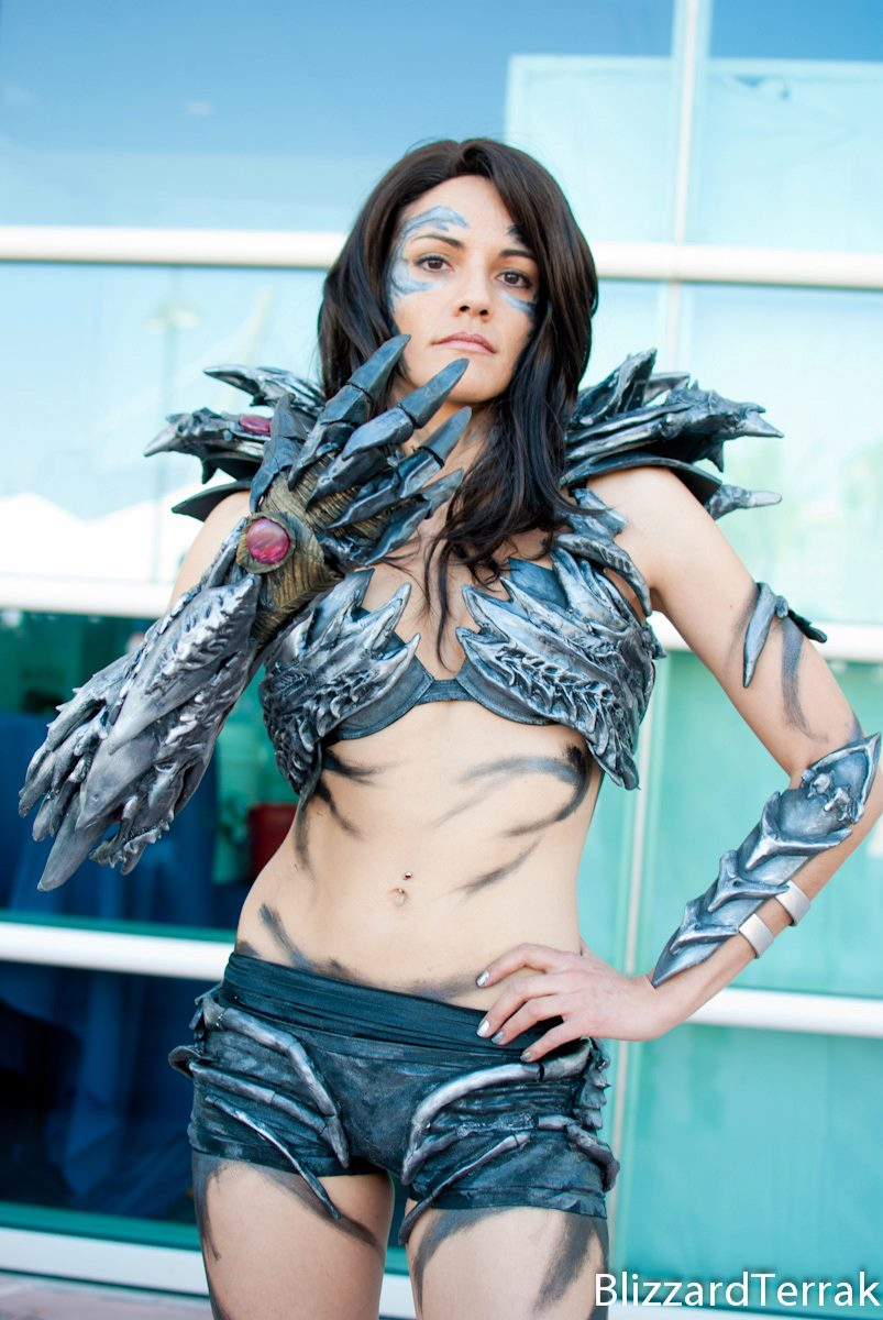 Witchblade SDCC 2011 by Ivy0
