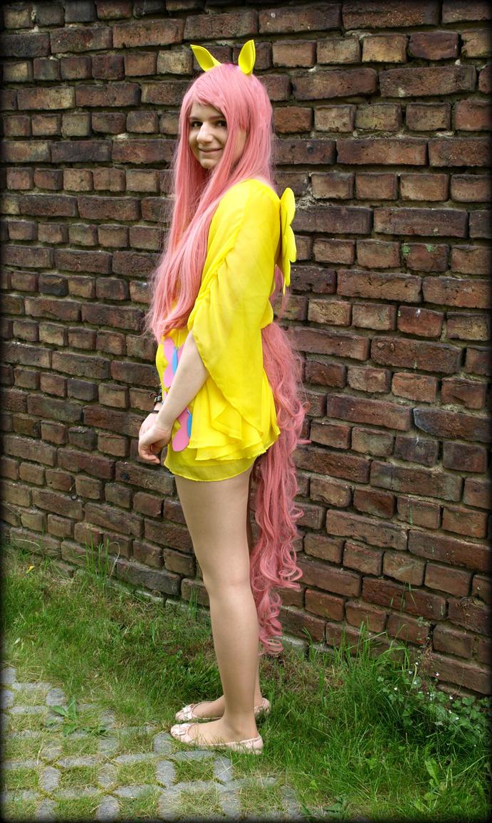 Fluttershy cosplay by Softijshamster on DeviantArt