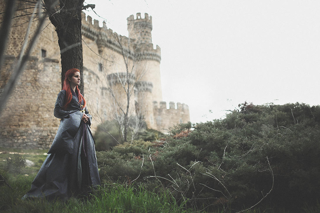 Sansa Stark - Game of Thrones by VeroEs