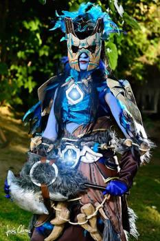 Draenei Shaman - Tier 14 - WoW _1