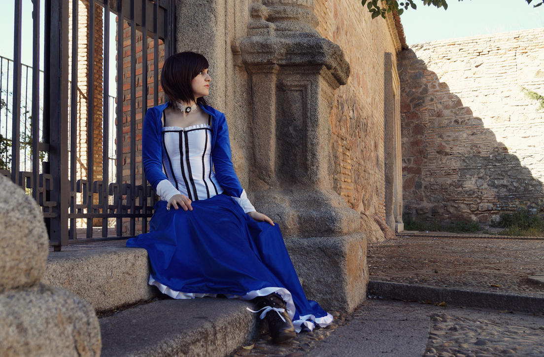 Elizabeth from Bioshock infinite by VeroEs