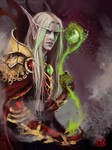 Kael's magic_sketch