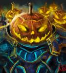 WOW halloween