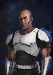 Captain Rex by RinaCane