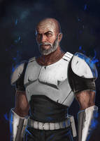 Captain Rex by RinaCane