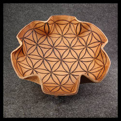 Large Flower of Life Bowl