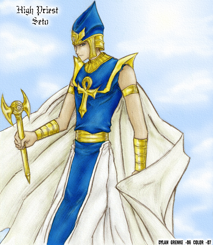 priest seto