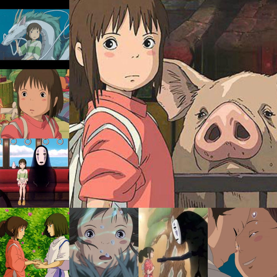 evaluation of spirited away Holy moly, we've hit the jackpot: spirited away released by the anime powerhouse studio ghibli from the master hayao miyazaki in 2001, spirited away is the most celebrated anime in the western world of all time.