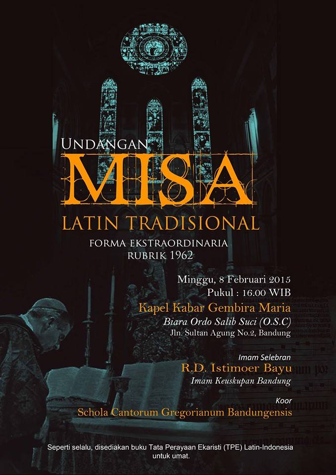 Invitation to have traditional latin mass by chocolatesnow20 on invitation to have traditional latin mass by chocolatesnow20 stopboris Gallery