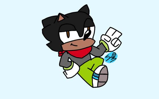 Simedraw the Hedgehog
