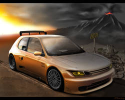 Peugeot 306 by ZHtuning