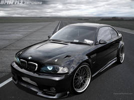 BMW M3 by ZHtuning