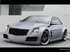 Cadillac CTR by ZHtuning