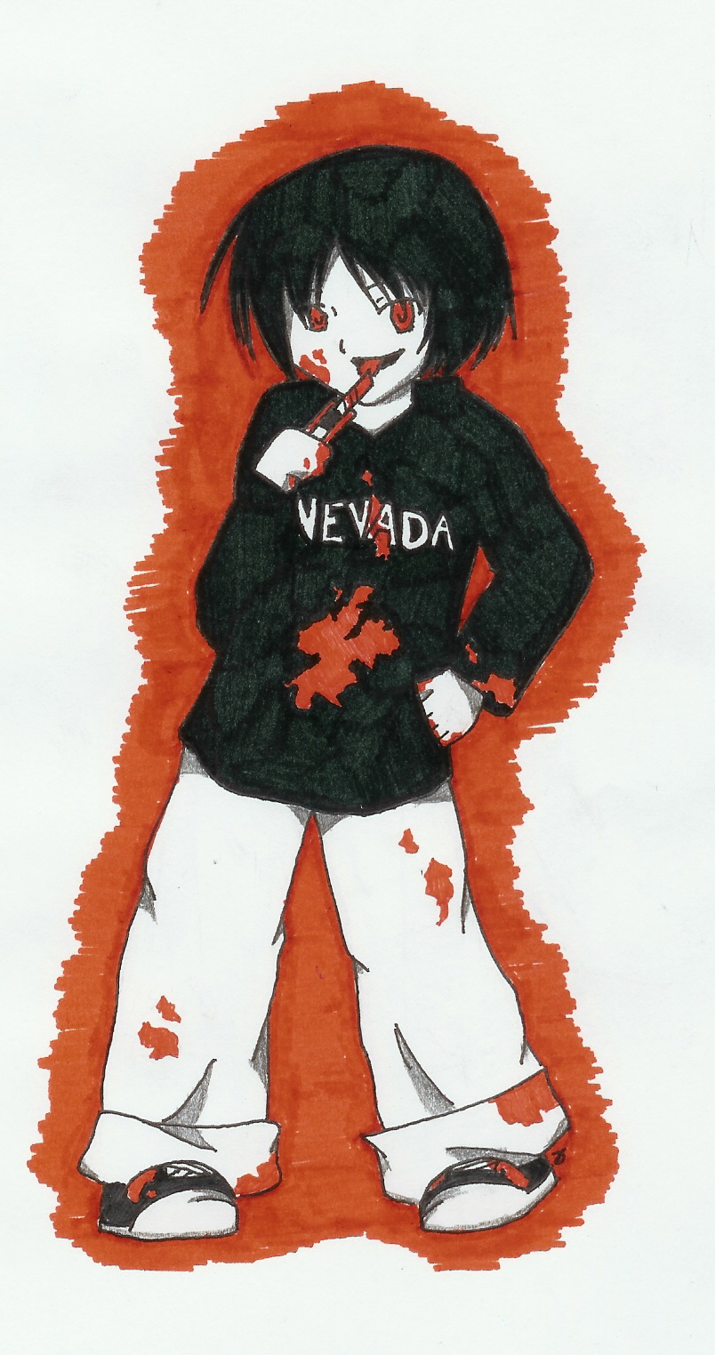 Nevada Tan By Pucca Tan On Deviantart