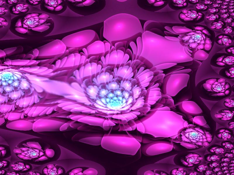 3d bloom tutorial from lindelokse - fractal trace by brookville