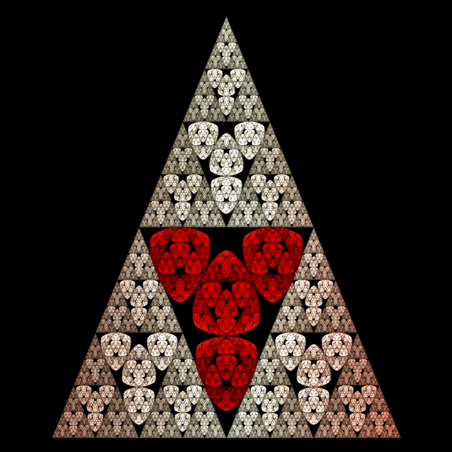 Dc Linear Dc Bubble Sierpinski by brookville