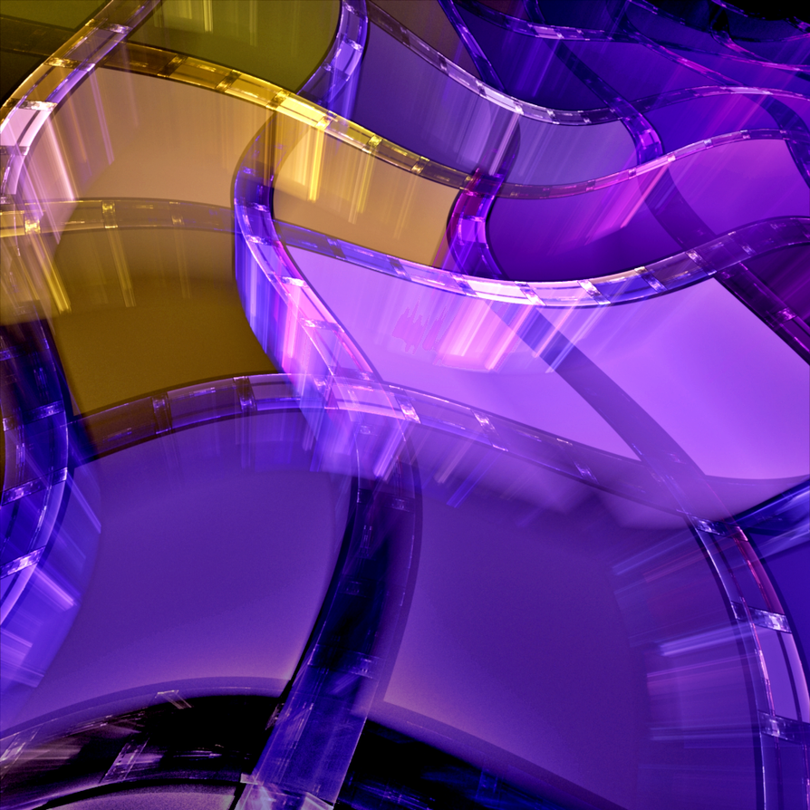 Square3d Cylinder Extrude Waves3d by brookville