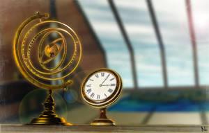 Closing Walls, Tickin' Clocks by Natal-ee-a