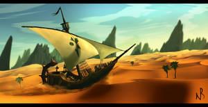 Dune Dhow