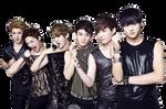 [Render] EXO-M Group Photo 03