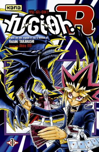 Yugioh R manga Volume 1 by Yugilover1