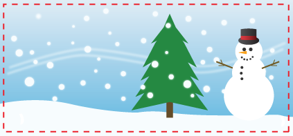 Snowman Coupon or Gift Tag Template by phillipwnd on DeviantArt