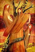 An Opulent Tableau of Essence by DAN-KA