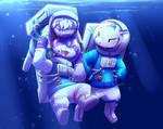 Mimiga Underwater by Feza Creations by KupelCopel