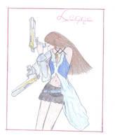 Gunner Lenne by Gil-chan