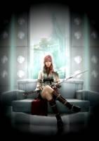 Kiyara : Lightning by Gil-chan