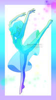 Her Blue Pearl